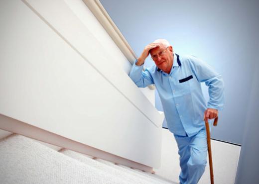 Los ancianos sufren más la internación