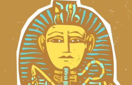 Arqueólogos descubren estatua de un faraón en Luxor
