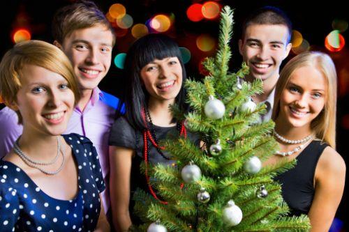 Fiesta de Navidad: ¿Participo o no?