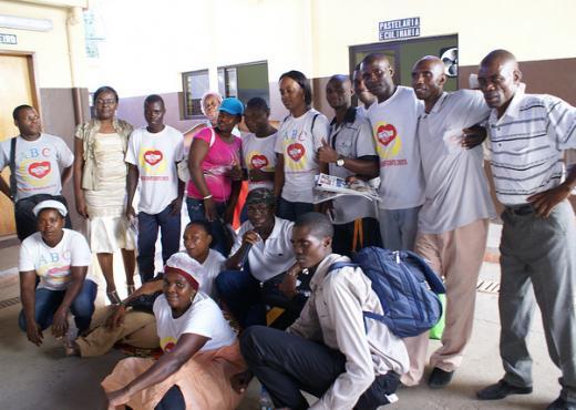 ABC Angola ofrece apoyo a los jóvenes