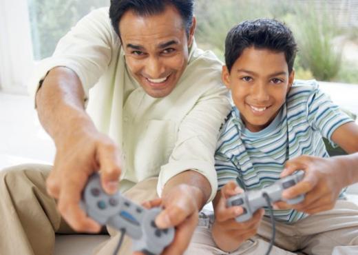 La diferencia entre ser padre y ser amigo