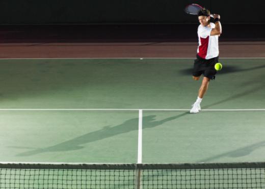 Cómo funcionan las canchas de tenis