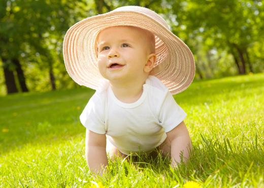 Diez enfermedades de la piel que aquejan a los bebés