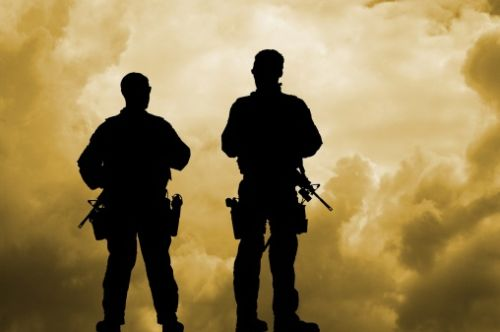 Los dos valientes