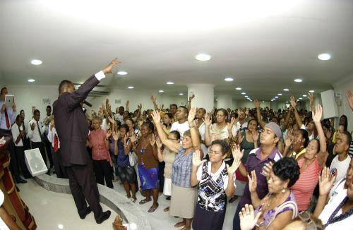 Se reinaugura el primer templo de la IURD en Bahía