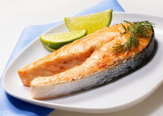 Coma pescado