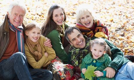 Invite a su familia y reciba la paz que viene de Dios