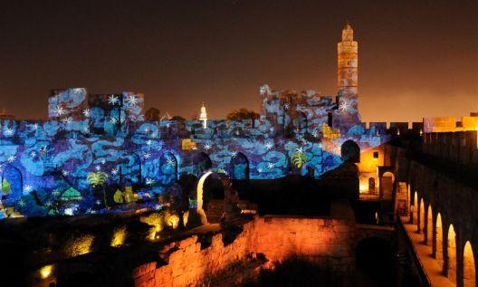 Noches de Jerusalén