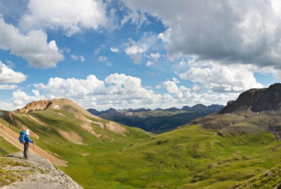 Dios actúa en los valles