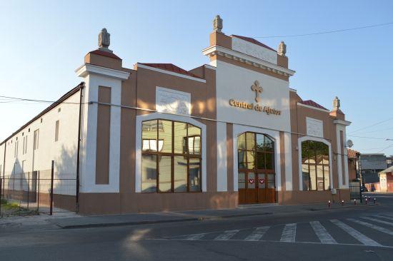 Inauguración del Nuevo Centro de Ayuda en Rumania