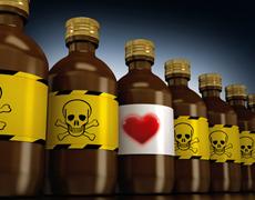 El corazón es un veneno