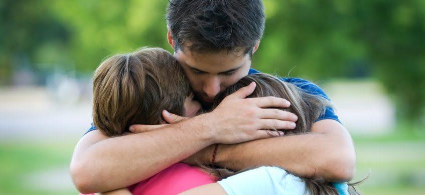 Entregue su vida a Jesús y podrá ayudar a sus familiares