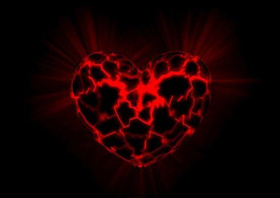 El corazón engañador