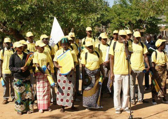 La Universal realiza acciones en Mozambique