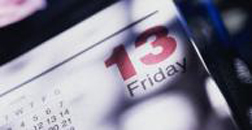"""Supersticiones que giran en torno al """"Viernes 13"""""""