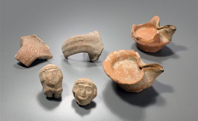 Fragmentos encontrados en la Ciudad de David remiten a la destrucción del Templo de Salomón