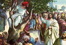 Zaqueo, el hombre perdido al que Jesús rescató