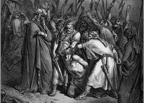 Costumbres de la Biblia – Los amalequitas