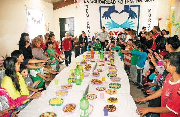 T-Ayudo en Morón y Tucumán