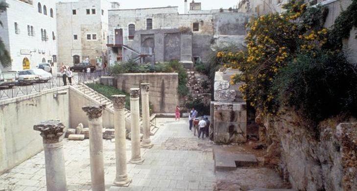Lugares de la Biblia – El Cardo de Jerusalén