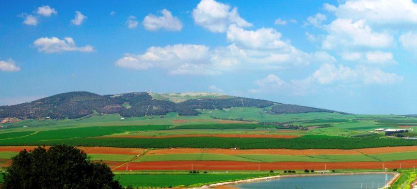 Lugares de la Biblia – Monte Gilboa