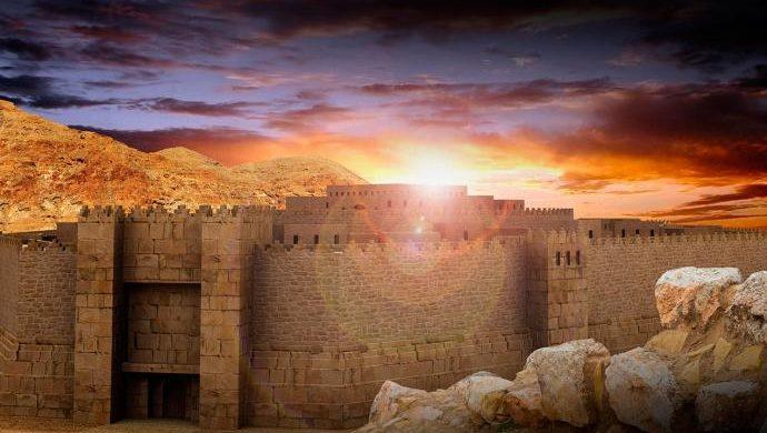 ¿Qué muralla necesita derribar?