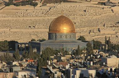 La lucha por el Monte del Templo