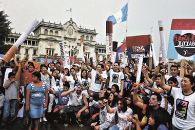 La Universal en Guatemala enseña cómo lograr la verdadera riqueza