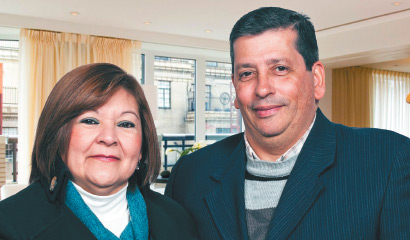 Lograron restaurar su matrimonio usando la fe en Dios