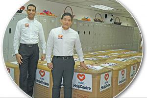 Solidaridad Universal para las víctimas del súper tifón