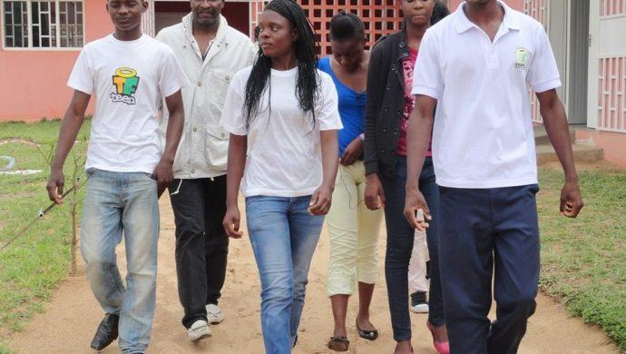Vea lo que los jóvenes de la Universal de Mozambique han hecho