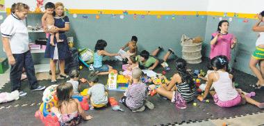 La EBI y los niños de la calle