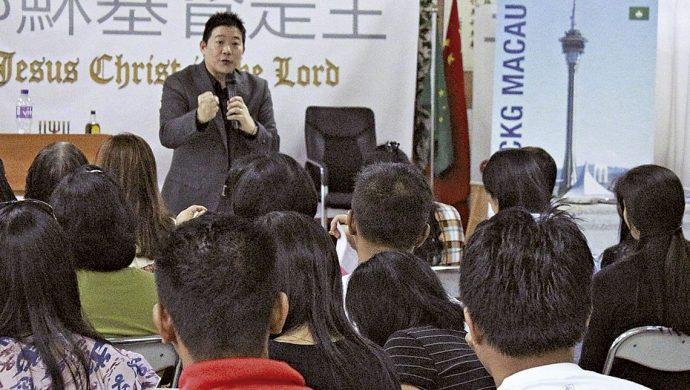 La Universal llega a Macao, en China