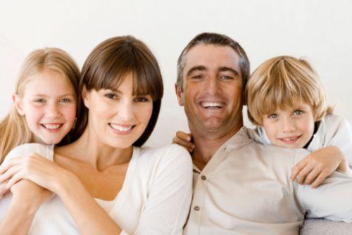 La constitución de la familia