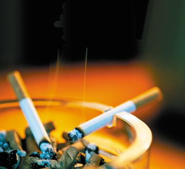 Atrapados por el tabaco