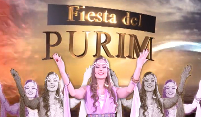 Fiesta del Purim en Buenos Aires