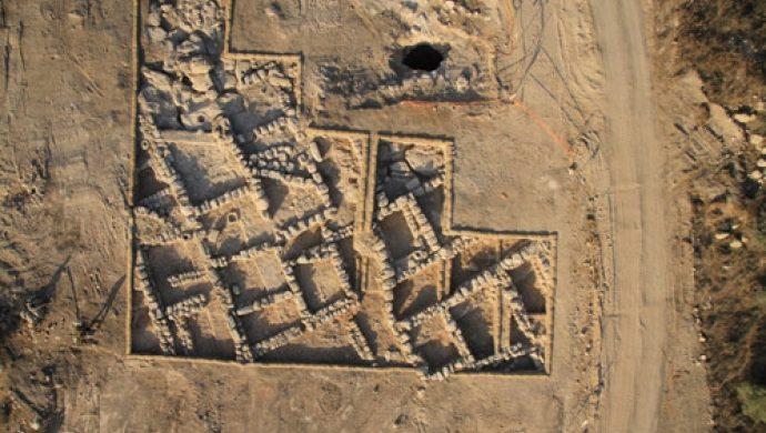 Una villa rural de la época del Segundo Templo es descubierta