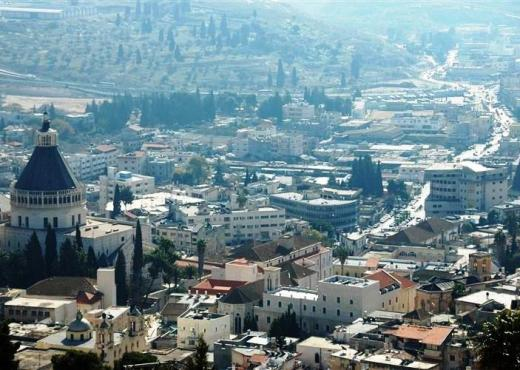 Lugares de la Biblia – Nazaret