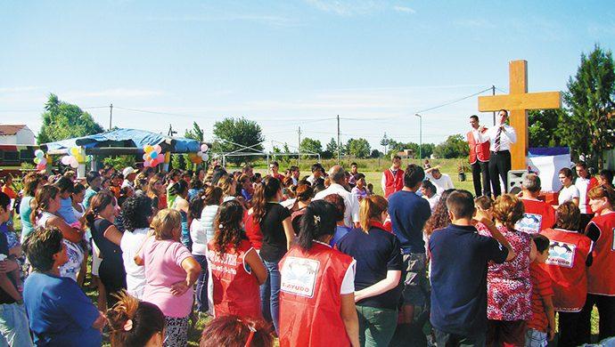 Solidaridad en La Plata