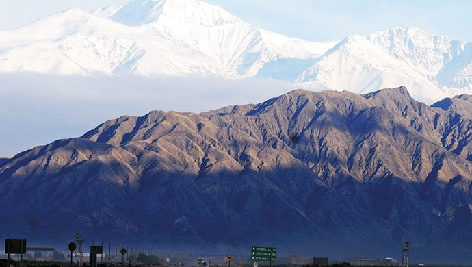 Mendoza, la perla del oeste