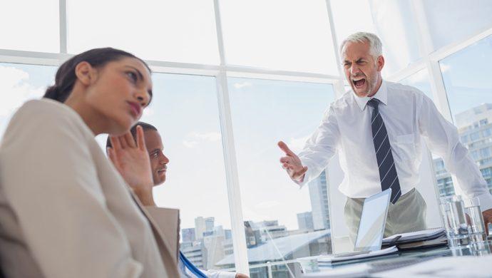 ¿Usted es un empleado que da dolores de cabeza?