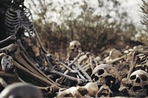 ¿De quiénes eran esos huesos?