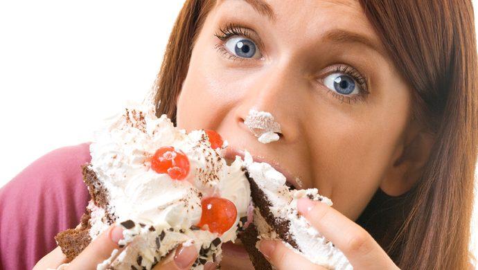 ¿Será que usted sufre de compulsión alimenticia?