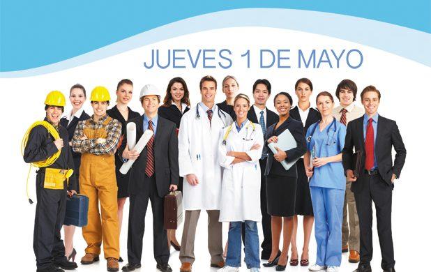 Día Internacional del Trabajador en la Universal