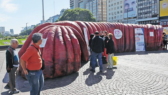 Cáncer de colon: mata a 20 argentinos por día