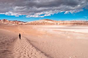 Mensaje a quien está en el desierto