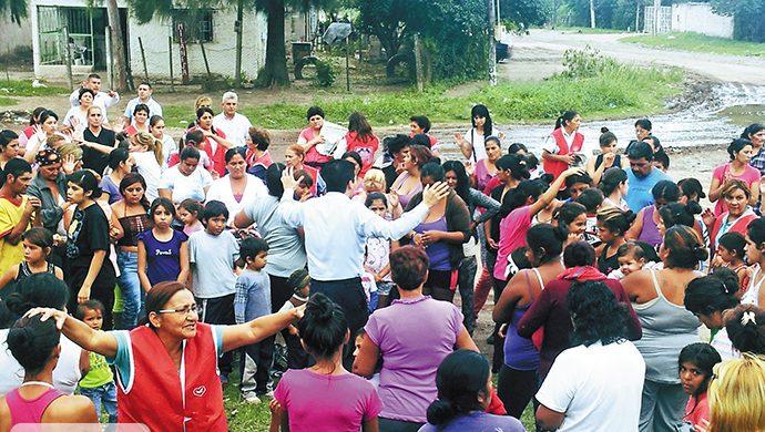 T-Ayudo en Tucumán y Concordia