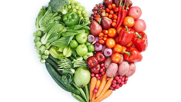 Los beneficios de comer vegetales
