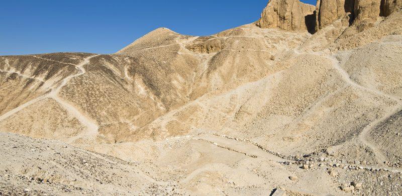 Una tumba de la época de Josué es encontrada en Egipto