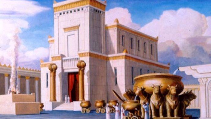 Los artefactos del Templo de Salomón y sus significados